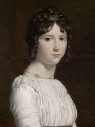 Portrait of Alexandrine Émilie Brongniart