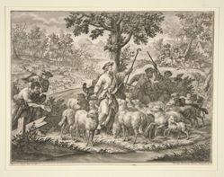 Christ as Shepherd