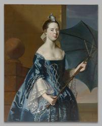 Mrs. Benjamin Pickman (Mary Toppan), (1744-1817)