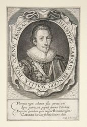 Charles I, as Prince of Wales