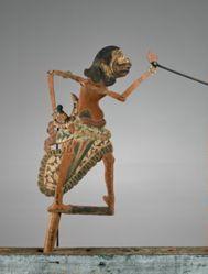 Puppet (Wayang Klitik) of Urubisma