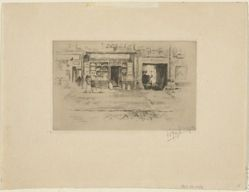 Little Shops.Rue de Vangirard, Paris