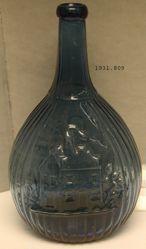 Bottle Depicting Jenny Lind