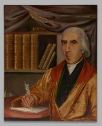 Jedidiah Morse (1761-1826), B.A. 1783, M.A. 1786