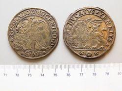 Ducato of Alvise Mocenigo IV from Venice