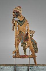 Puppet (Wayang Klitik) possibly of Cantrik