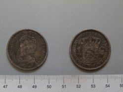 1 Gulden of Queen Wilhelmina from Utrecht