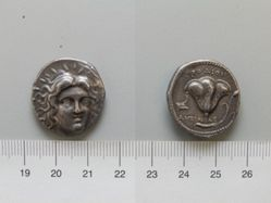 Tetradrachm from Rhodes