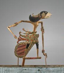 Puppet (Wayang Klitik) possibly of Layang Kumitir or Seta