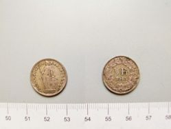 1/2 Franc from Bern