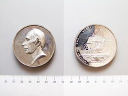 Silver Medal from United States of Henry Clay