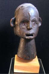 Headdress in the Form of a Human Head