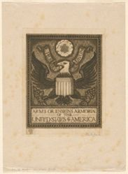 Arms of Ensigns Armorial of the United States of America