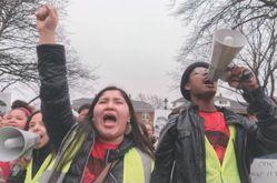 Students Lead the Way, from the Voces de la Frontera box set