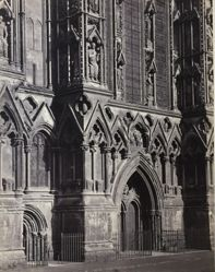 West Door, Wells Cathedral