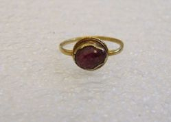 Ring with Gem