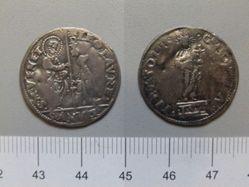 8 Soldo coin of Leonardo Loredan from Venice