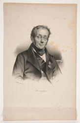 Portrait of [Baron François-Joseph] Bosio