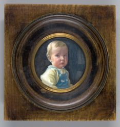 Tim Richards as a Baby (b. 1941)