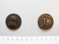 Medal of Coronation of Queen Charlotte