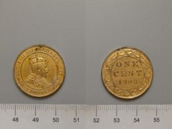 Cent of King Edward VII