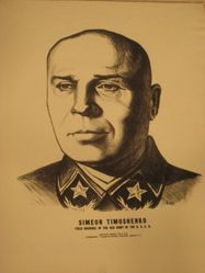 Simeon Timoshenko: Field Marshal of the Red Army of the U.S.S.R.