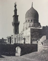 The Mosque of the Emeer Akhoor, Cairo