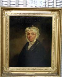 Mehitable Curtis DeForest Lockwood (1751–1830)