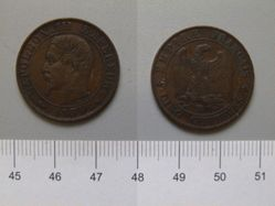 5 Centimes from Strasbourg