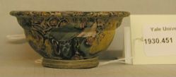 Carinated Millefiori Bowl