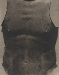 Bronze Cuirass, from the series Undergarments and Armor