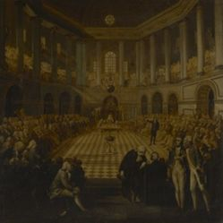 The Irish Parliament