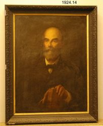 Tracy Peck (1838-1921), B.A. 1861, M.A. 1864