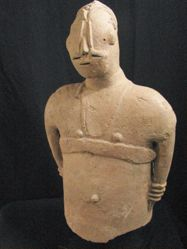 Male Figure (fragment)