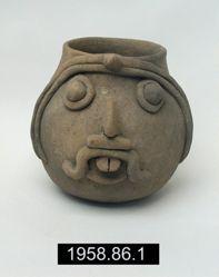 Tlaloc Jar
