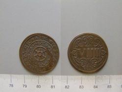 Copper 9 Pfennig