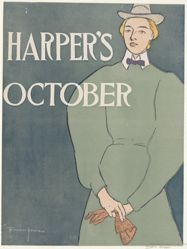 Harper's October
