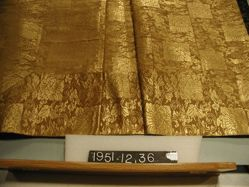 Priest's robe, compound satin