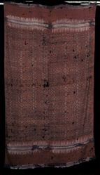 Corpse Covering or Shawl (Didak Galanapuo, Tutup Jenazah)