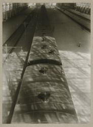 Briansk Railway Station, from The Alexander Rodchenko Museum Series Portfolio, Number 1: Classic Images