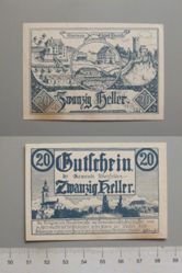 20 Heller from Altenfelden, Notgeld