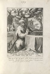 Zacchaeus, 1 of 8 prints from the series Eight Repentant Sinners from the Old and New Testament