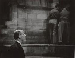 Sir Rudolph Bing, from the series Metropolitan Opera