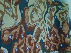 "Upholstery fabric, ""Tapestry"" pattern"