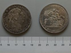 1 Crown of George III, King of Great Britain from England