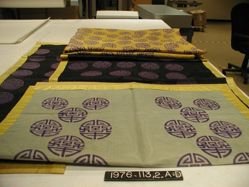 Ceremonial or Birthday Robe for the Imperial Family