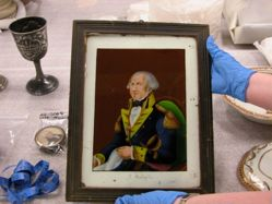 George Washington (1732-1799), LL.D. 1781