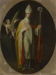 Saint Gennaro, Bishop of Naples