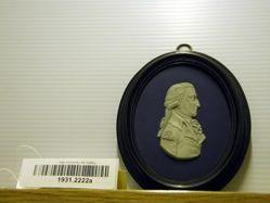 Medallion Portrait of George Washington