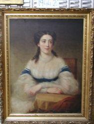 Mrs. Thomas Rutherford Trowbridge (Katherine Bacon) (1844-1934)